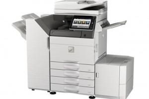 Sharp remplace quatre de ses modèles d'imprimantes A3 couleur