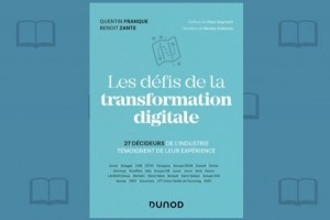27 témoins parlent de leur transformation digitale dans un livre