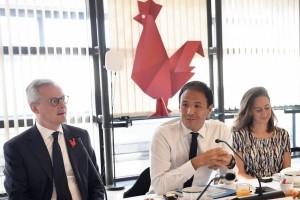 Next40, un indice pour créer 40 leaders technologiques français