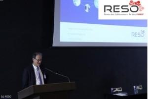 Le club RESO satisfait des discussions avec Agfa Healthcare