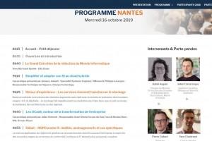 IT Tour Nantes 2019 : Moins de 24h pour vous inscrire !