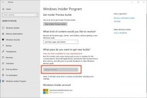 La mise à jour Windows 10 1909 enfin prête à être livrée