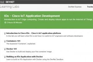 Les dernières certifications Cisco misent sur le code