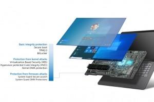 Des PC Secured-core pour protéger les firmwares des attaques