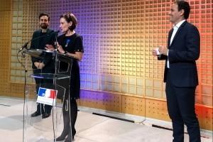 Françoise Mercadal-Delasalles nommée officier de l'Ordre National du Mérite