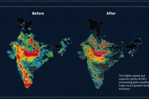 Avec Graf, IBM améliore les prévisions météo à l'échelle mondiale