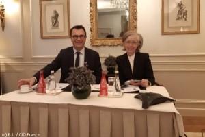 Brigitte Bouquot (présidente de l'AMRAE) : « le risque numérique n'est pas un risque technique mais un risque d'entreprise »