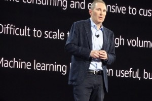 AWS veut simplifier et d�mystifier le machine learning