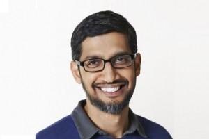 Le CEO de Google Sundar Pichai prend la tête d'Alphabet