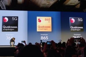 Qualcomm emballe la 5G avec ses puces Snapdragon 865, 765 et 765G