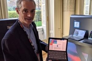 Thomas Butler (directeur commercial Lenovo) : « Nous voulons créer des moyens rapides pour rejoindre des discussions et collaborer »