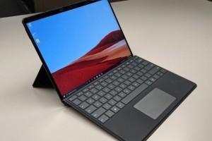 Test Microsoft Surface Pro X : pas vraiment la tablette que l'on attendait (2e partie)