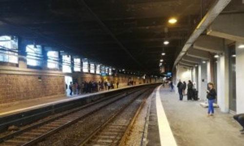 SNCF : une plateforme IoT pour s�curiser les travaux du RER C