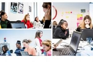 Simplon s'associe à Digital Ladies & Allies pour renforcer la mixité dans l'IT