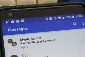 Google rend le SMS plus sûr sur Android