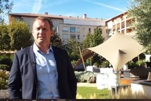 Interview vidéo, Frédéric Henry, DSI Aéroport Marseille Provence