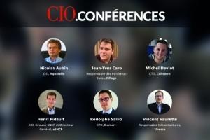Le 23 janvier, retours sur les bonnes pratiques datacenters en 2020 avec CIO