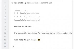 Unison, le langage des systèmes distribués au code immuable
