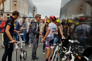Tour de France: protéger les diffusions contre toutes perturbations