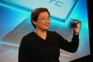 Les ventes Ryzen et Epyc dopent les b�n�fices d'AMD en T4