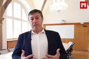 Interview vidéo Laurent Sifferlé, DSI Hypromat / Eléphant Bleu : « Amener les métiers à évoluer vers le digital »