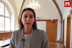 Interview vidéo Sarah Jammet, DIRPJ Strasbourg : « Figer la scène numérique est une priorité »