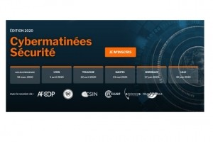 Cybermatinée Sécurité Aix -en-Provence : rendez-vous le 18 mars 2020