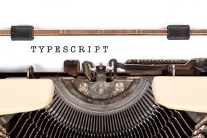 TypeScript 3.8 disponible en release candidate