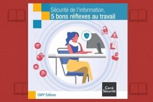 5 bonnes pratiques de cybersécurité en une brochure
