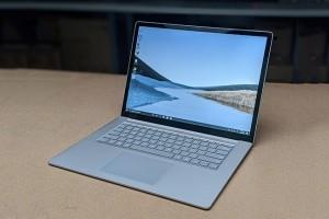 Des écrans de Microsoft Surface Laptop 3 se fissurent