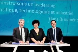Telex : L'Inria signe son contrat d'objectifs 2023 avec l'Etat, SentinelOne lève 200 M$, Google Cloud achète Cornerstone, spécialiste du mainframe