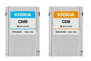 Kioxia livre ses premiers SSD NVMe PCIe 4.0