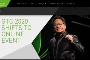La GTC 2020 de Nvidia passe en mode virtuel