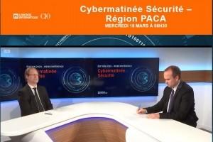 Spéciale Cybermatinée Sécurité PACA sur LMI TV
