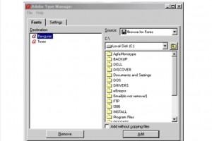 Deux vulnérabilités Windows Adobe Type Manager exploitées