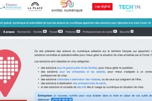 Covid-19 : Syntec Numérique alimente un annuaire de services numériques