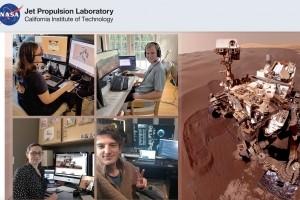 Sur Mars, la NASA pilote son rover Curiosity en télétravail