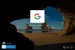 G Suite gère maintenant les terminaux Windows 10