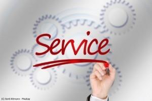 Les services clients exploitent encore peu l'IA