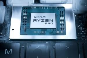 Les AMD Ryzen Pro4000 viennent réveiller le marché des PC portables professionnels