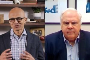 Microsoft et Fedex s'allient pour développer des solutions pour la supply chain