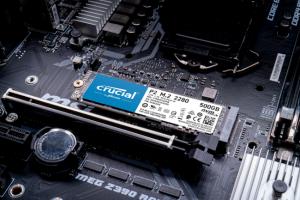 Test Crucial P2 : un SSD NMVe bon marché, mais lent
