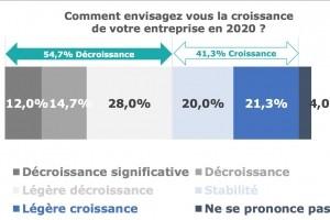 Editeurs de logiciels en France : entre croissance et décroissance en 2020