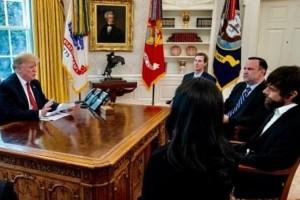 Donald Trump déclare la guerre à Twitter