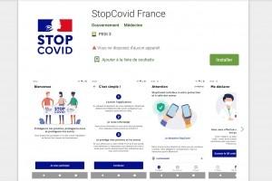 Avec retard, l'app StopCovid est enfin lancée
