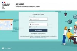 La Dinum lance Resana, la suite collaborative de l'Etat