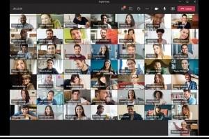 Microsoft Teams pour l'�ducation�: une galerie 7x7 et plus d'analyses