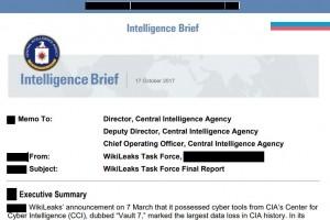 La cybersécurité de la CIA mise au pilori