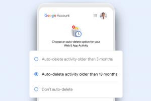 Telex : Google officialise l'auto-delete des données, Création du dossier pénal numérique, Indexima gagne The Weather Company