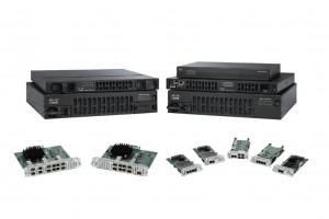 Cisco augmente les performances et la capacité des routeurs ISR/ASR